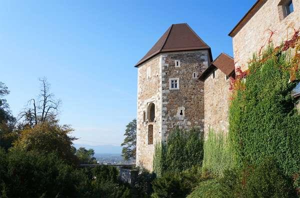 castillo de Ljubliana