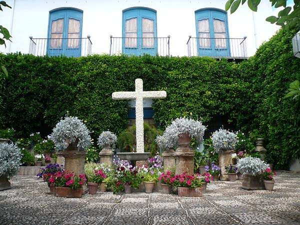 Cruces de Mayo en Cordoba