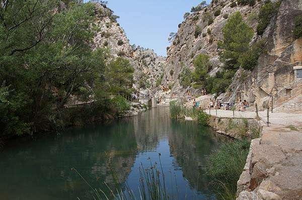 Fontcalda en Tarragona
