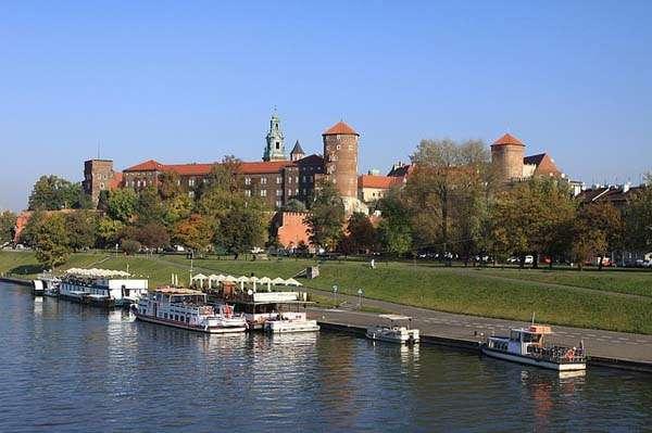 Vista de Cracovia