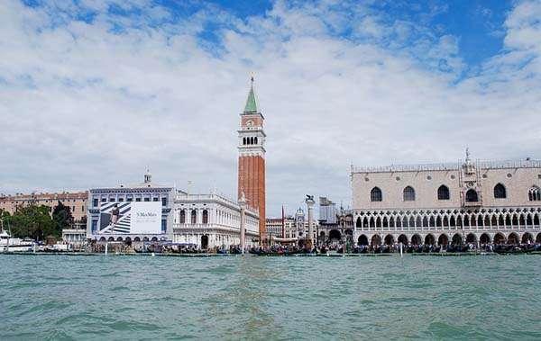 La laguna de Venecia