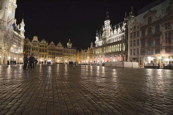Grand Place de Bruselas