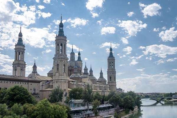 Zaragoza Basilica del Pilar 1