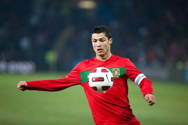Cristiano Ronaldo - Pestana Hoteles