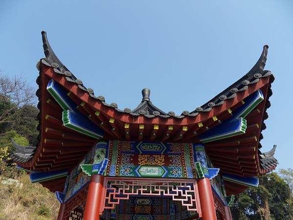 Parque Fenshang en Guilin