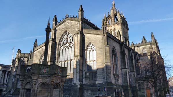 Saint Gilles en Edimburgo