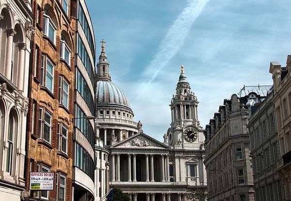 Catedral de San Pablo, en Londres