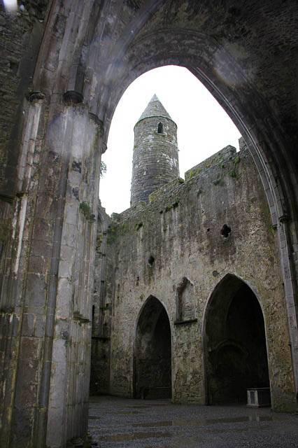 Rock of Cashel en Irlanda 2