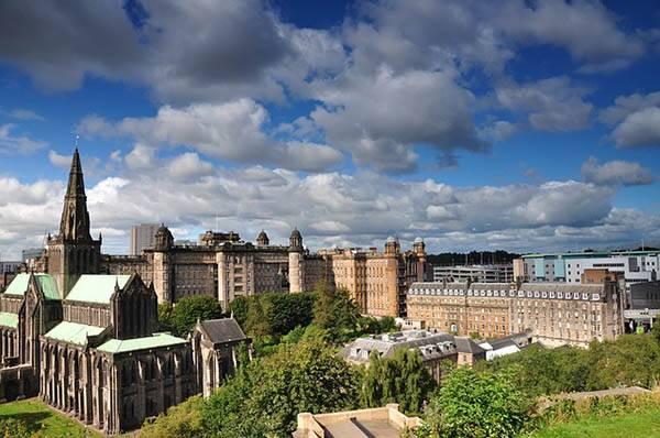 Vistas de Glasgow