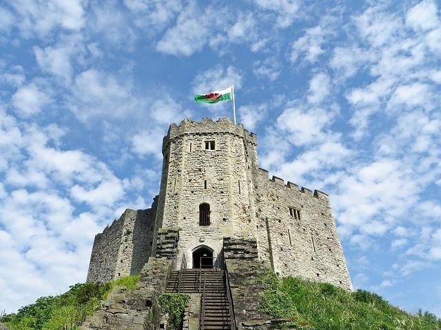 Cardiff torre del castillo