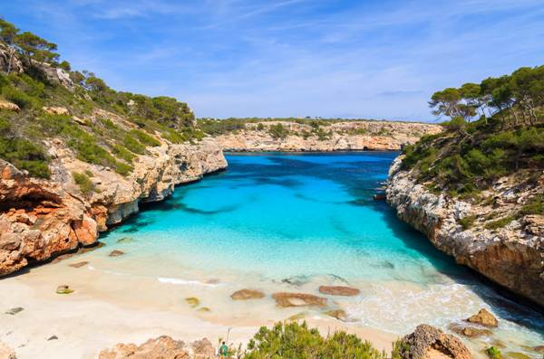 Playa-Cala-Des-Moros-Palma-de-Mallorca