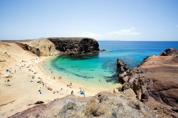 Playa-Papagayo-Lanzarote