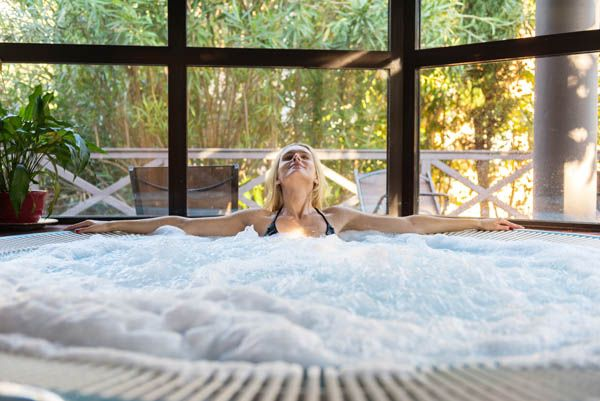 Hoteles con spa - jacuzzi -