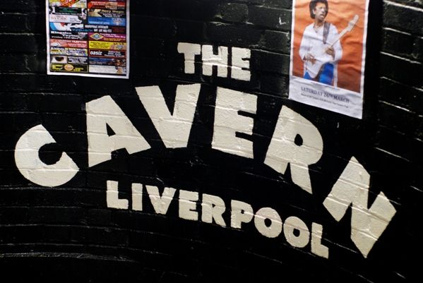 The Cavern en Liverpool