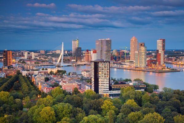 Que visitar en Rotterdam en dos dias