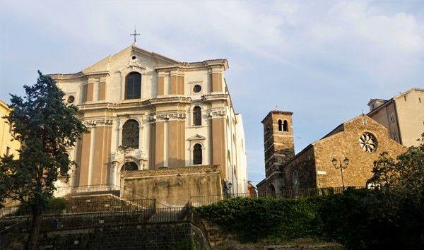 Iglesia Santa Maria la Mayor de Trieste
