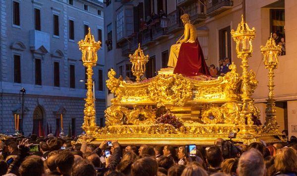 Semana Santa en Malaga - Estudiantes