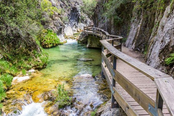 Senderismo en la Sierra de Cazorla