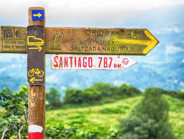 Rutas del Camino de Santiago 02