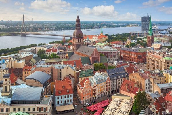 Vistas de Riga - lugares que ver