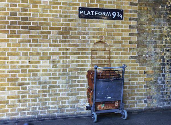 Destinos de peliculas 5 - Harry Potter