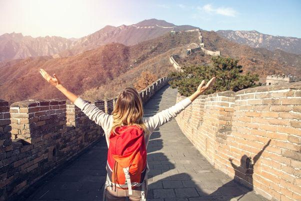 Turista en Pekin