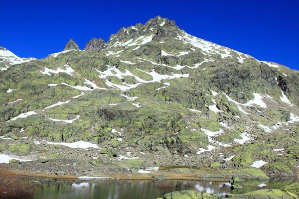 Sierra de Gredos - ALmanzor
