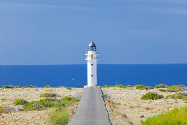 Faro en Formentera