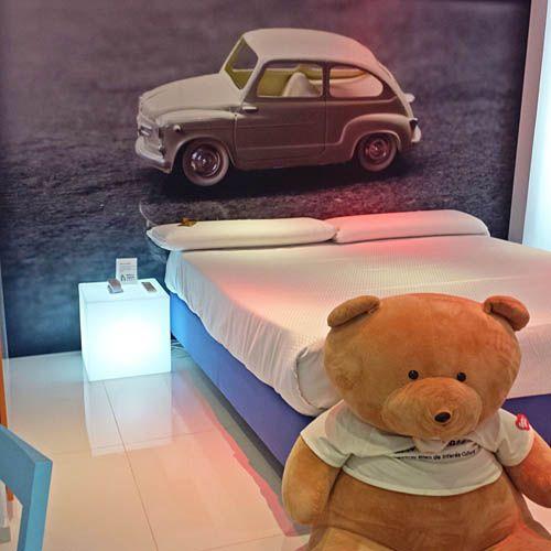 Hotel del juguete en Ibi