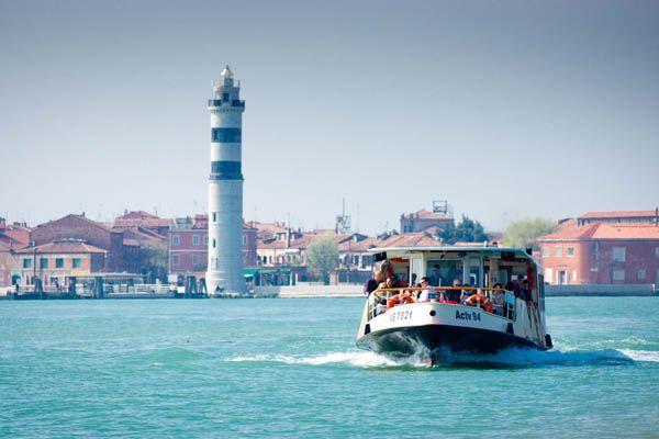 Faro de la isla de Murano