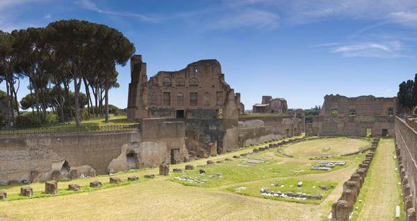 Palatino romano