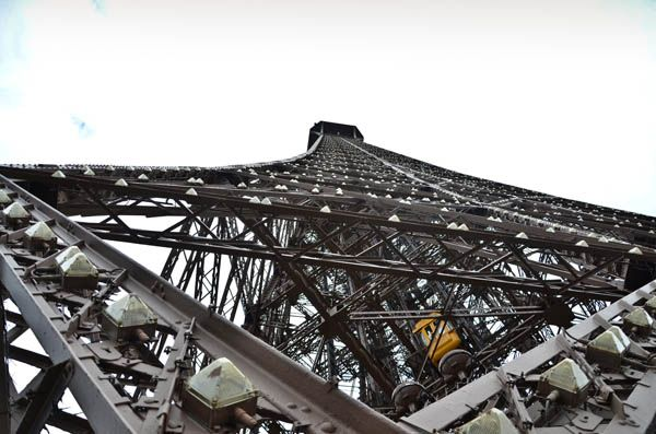 Top Torre Eiffel