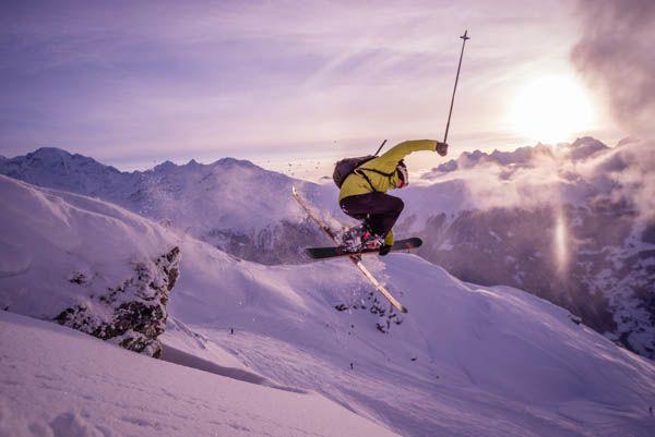 Esquí en Verbier