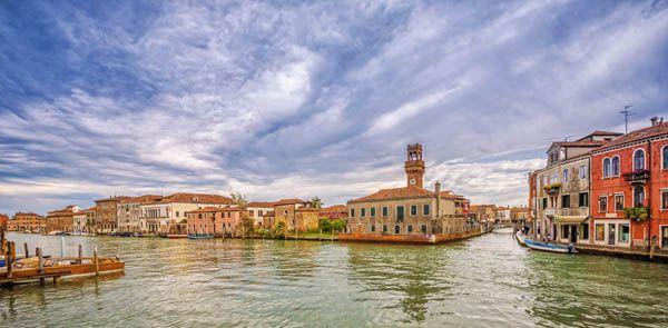 Canales de Murano
