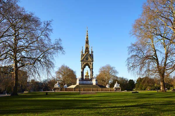 Kensington Park en Londres