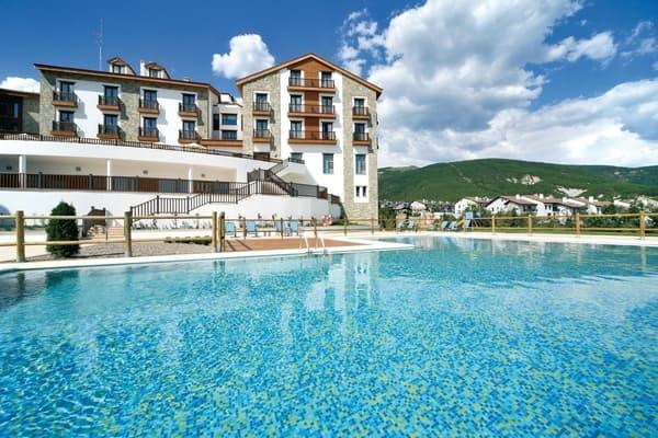 Hotel Barceló Jaca Golf
