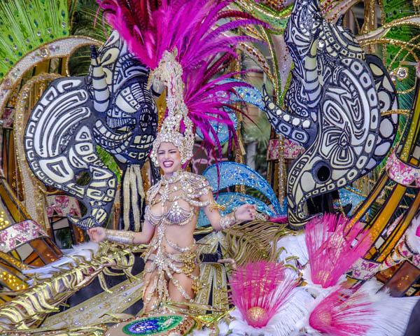 Carnaval de Tenerife, dónde viajar en marzo