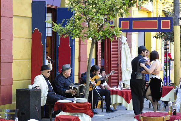 Tango en Boca