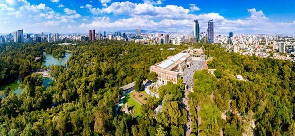 Parque Chaputelpec en México