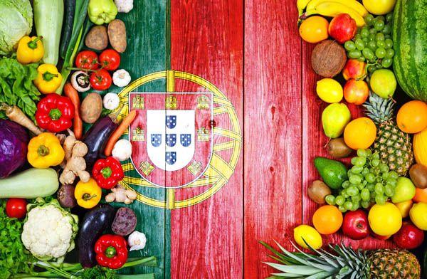 Platos típicos portugueses