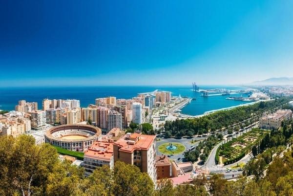 Hoteles recomendados en Málaga