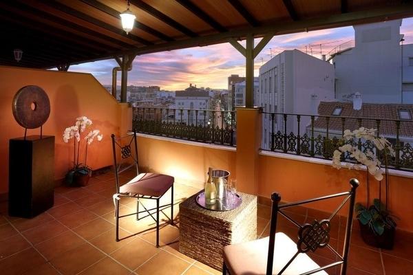 Hotel Tribuna Málaga