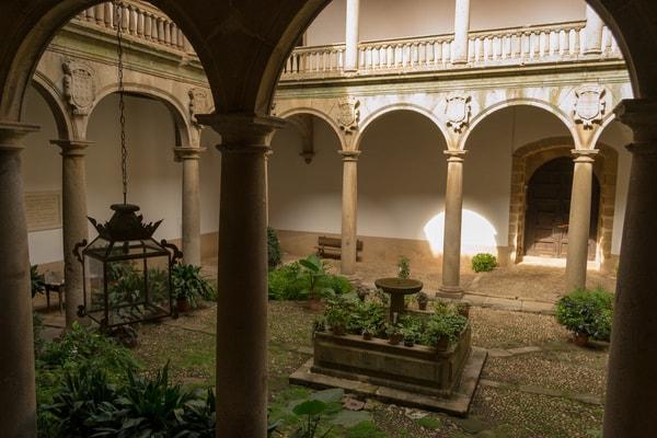 Palacio Episcopal Plasencia