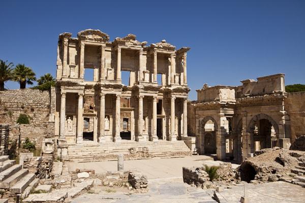 Biblioteca de Efeso, Izmir, Turquía