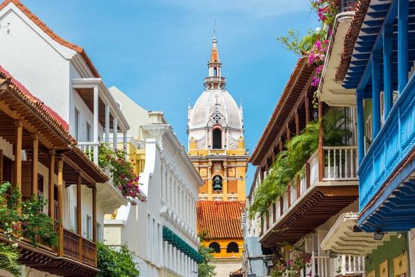 Catedral Cartagena de Indias