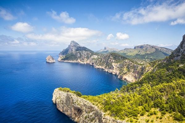 Cala Formentor, Mallorca