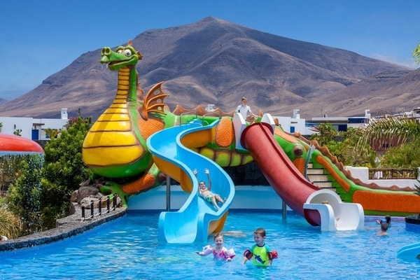 Hotel Gran Castillo Tagoro Family and Fun Playa Blanca