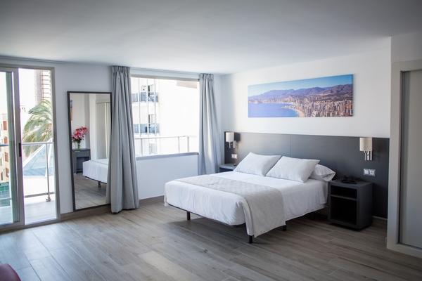 Hotel Los Álamos Benidorm