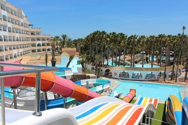 Hotel Playasol Aquapark & Spa