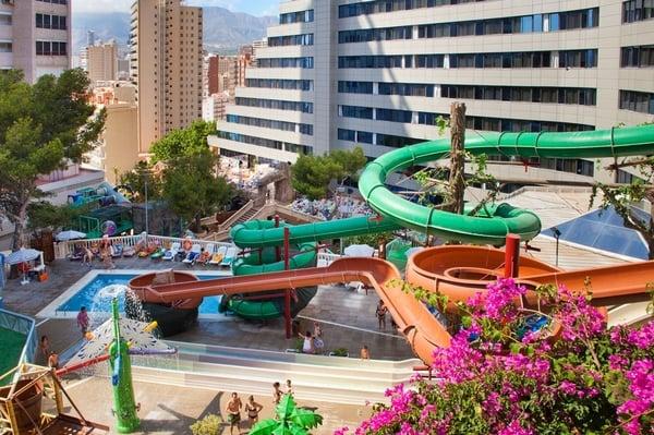 Hotel Magic Aqua Rock Gardens